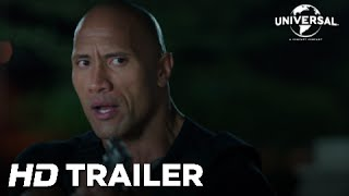 Central Intelligence Official Trailer 2 (Universal Pictures)