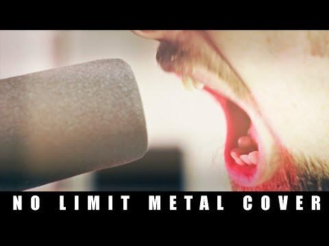 No Limit (metal cover by Leo Moracchioli)