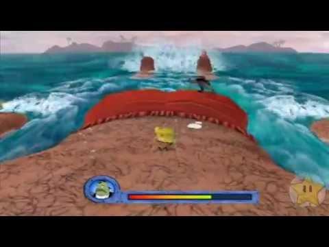 The Spongebob Squarepants Movie Video Game Playthrough Minimal upgrades Episode 12