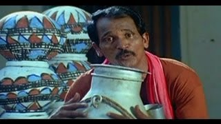 Chantigadu Comedy Scene | Milk Man Selling Water Instead Of Milk