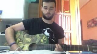 L' Amore qui non passa (Negramaro) cover acustica