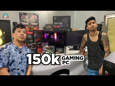SPENDING 150K FOR MY FIRST OVERPOWERED GAMING DREAM PC