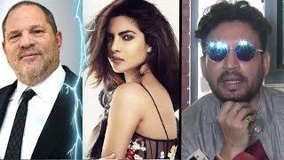 Irrfan Khan's Reaction On Priyanka Chopra's Comment On Harvey Weinstein Controversy