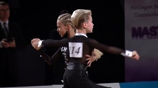 Finland Open 2016 | Robert Veide - Amanda Rebecca Padar | Rumba