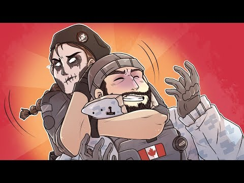 DRUNK Funny Moments in Rainbow Six Siege