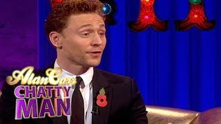 Tom Hiddleston - Full Interview on Alan Carr: Chatty Man