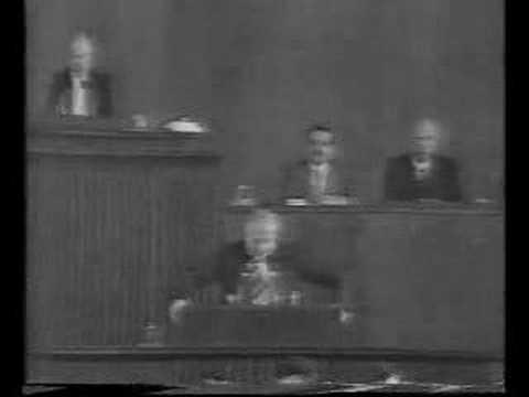 Erbakan Hoca 1980 Meclisde söz satasmasina cevabi