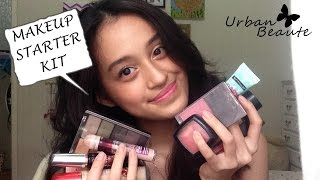 Beginner Makeup Must-Haves ( Drugstore Makeup Starter Kit ) | Nadya Aqilla | Indonesia