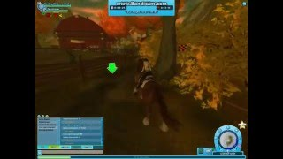 Star Stable - Northstar Is Now Level 15 Yay!!