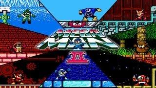 Стрим Megaman 2 Ферстран прохождение