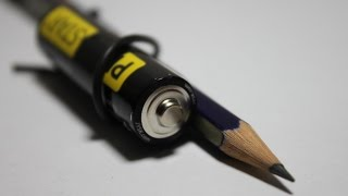 How to Make an Electromagnetic Pencil