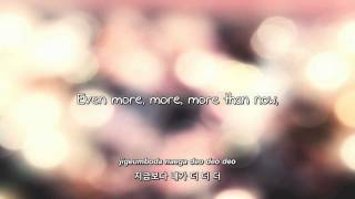 BEAST- Beautiful lyrics [Eng. | Rom. | Han.]