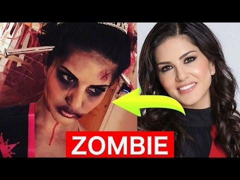 Xxx Mp4 Sunny Leone Turns ZOMBIE For Halloween Day Sunny Leone Latest Videos 2016 Sunny Leone New Video 3gp Sex
