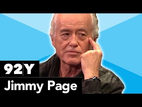 Jimmy Page On His Spectacular Life and Career Interviewed by Jeff Koons