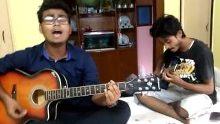 bhoot ar tilottoma-cover by (psychedelics)