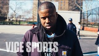 Pick Up Ball with A$AP Twelvyy at Castle Hill Projects