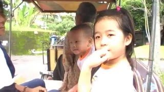 Video acara murid TK James Kid School Viladuta Bogor naik delman kuda