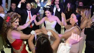 رقص أجمل ليلة حظ رقصة العروسة ورقصت كل البنات على اغنية ؟؟؟
