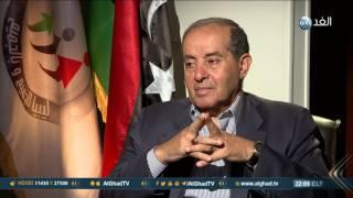 محمود جبريل: تحالف القوى الوطنية يهدف لإبراز القيادات الليبية الشابة