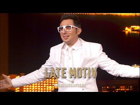 LATE MOTIV - El Berto Romero más puro   #LateMotiv47