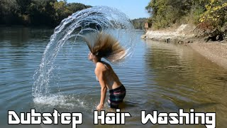 Adding Dubstep To Things: Hair Washing