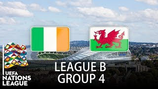 Ireland vs Wales - 2018-19 UEFA Nations League - PES 2019