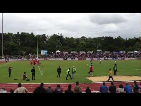 Massy-Lille Rugby Trophée Jean-Prat - Massy en Pro D2 !