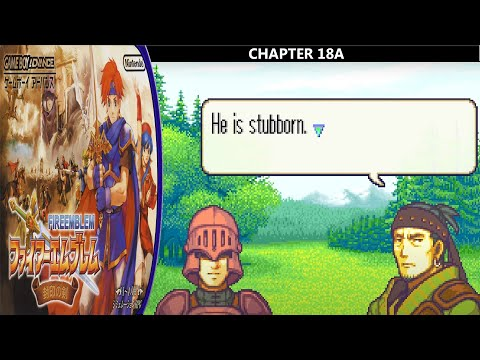 Fire Emblem: Sword of Seals - Chapter 18A: The Law of Sacae