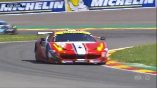 WEC - 2016 WEC 6 Hours of Spa-Francorchamps - Qualifying highlights