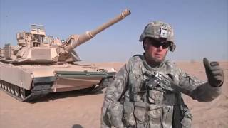 Aksi mematikan pasukan militer Amerika Serikat di padang pasir