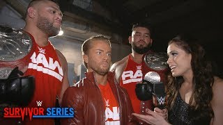 Drake Maverick left speechless after unfortunate accident: WWE Exclusive, Nov. 18, 2018