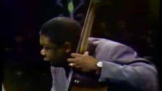 Louis Armstrong plays