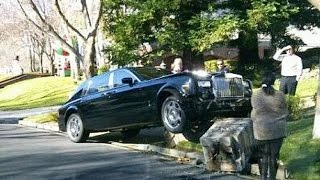 Latest Car Accident of Rolls Royce Phantom - Road - Crash - Compilation - Traffic - 2016 - 2017-2018