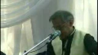 Ghazal_ Aakhri Waqt Hai Saans Hai Aakhri