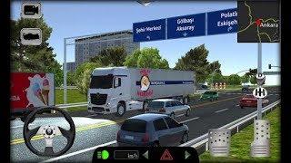 Perjalanan Berat Supir Truck Cargo Menarik Becko - Truck Cargo Simulator