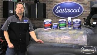 How To Choose The Best Body Filler - Types of Fillers and Their Uses - Kevin Tetz with Eastwood