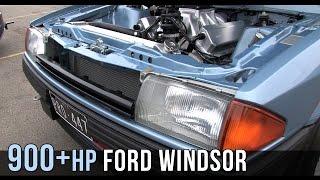 900+HP Ford Windsor