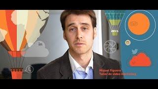 iRedes 2016 - Taller sobre técnicas innovadoras de vídeo marketing en iRedes