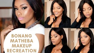 BONANG MATHEBA Look Remade YAY OR NAY??