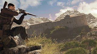 Sniper Elite 4 | First Gameplay Trailer & Target Führer Teaser | PS4