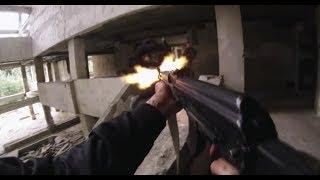 Hardcore Henry - Building Shootout Scene (1080p)