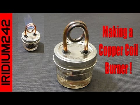 Xxx Mp4 Build Your Own Copper Coil Alcohol Burner Stove 3gp Sex