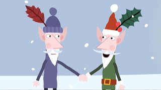 Ben and Holly's Little Kingdom ???? Christmas Special | Cartoon for Kids