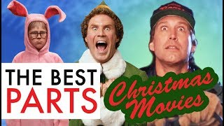 Christmas Movies | The Best Parts