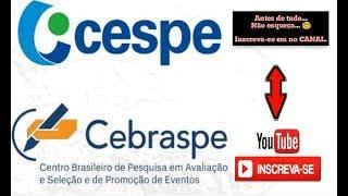 Como editar e colocar foto no site da Cesp UNB Cebraspe concurso pelo celular