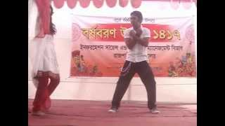 Dance Guru of Rajshahi University