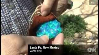 Man finds breathtaking 306 carat opal