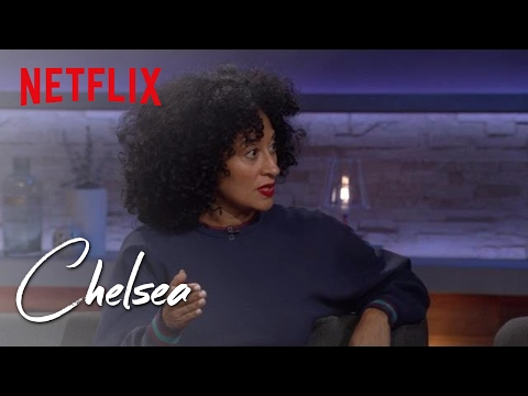 Tracee Ellis Ross Talks Trump and Privilege | Chelsea | Netflix