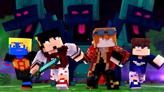 ♪ MUSICA MINECRAFT SAPHIRA - ANIMATION  Feat. TAUZ