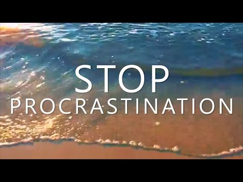 Xxx Mp4 Hypnosis To Stop Procrastination Overcome Anxiety Perfectionism Stop Procrastinating 3gp Sex